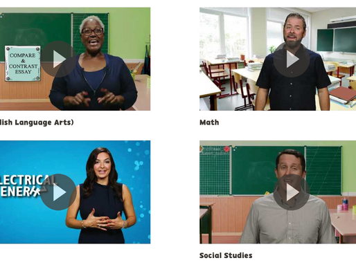 LHSD Teachers Featured in WQED SOS Resources