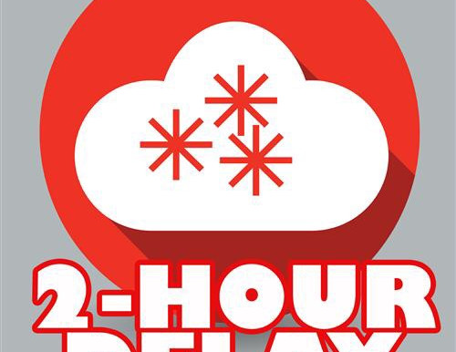LHSD 2 HOUR DELAY FRI. FEB. 19th