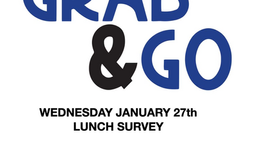 Wednesday Grab & Go Lunch Survey 1/27