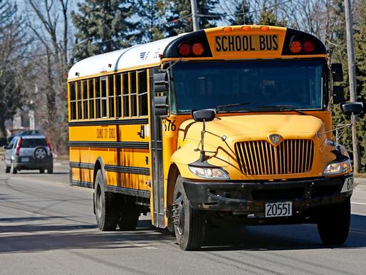 LHSD Bus/Van Transportation Schedules 2021-2022