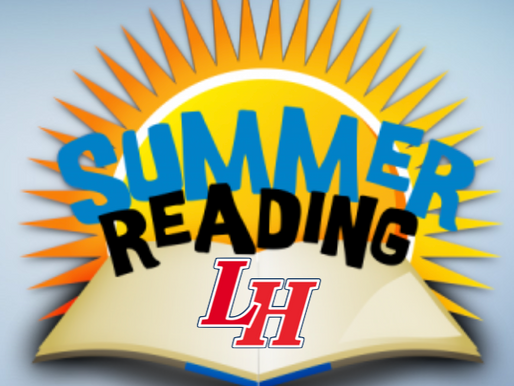 LHHS Summer Reading Assignments