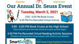 LHSD Annual Dr. Seuss Event