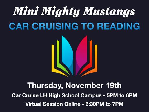 1st Annual Book Cruise