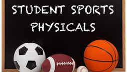 Middle School Sports Physicals