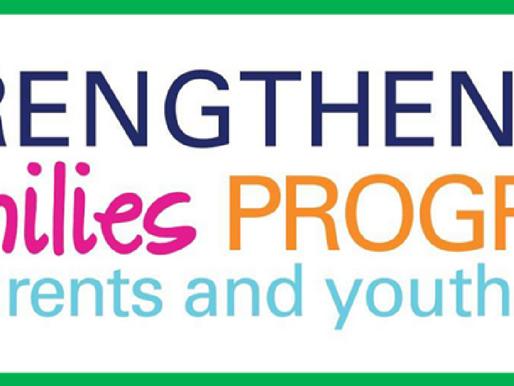 FREE Strengthening Families Program