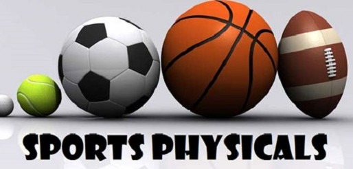 Spring Sports Physicals Information