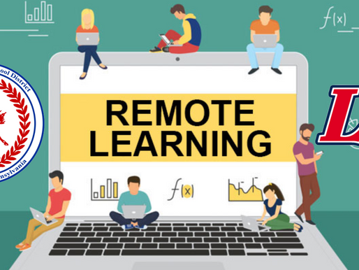 REMOTE LEARNING TUE FEB 2 DUE TO WEATHER