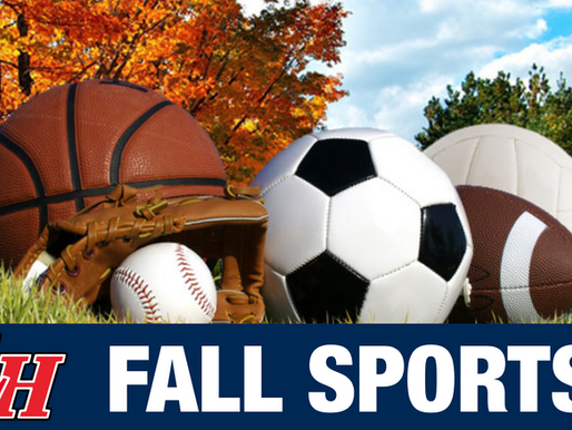 Fall Sports Ticket Information