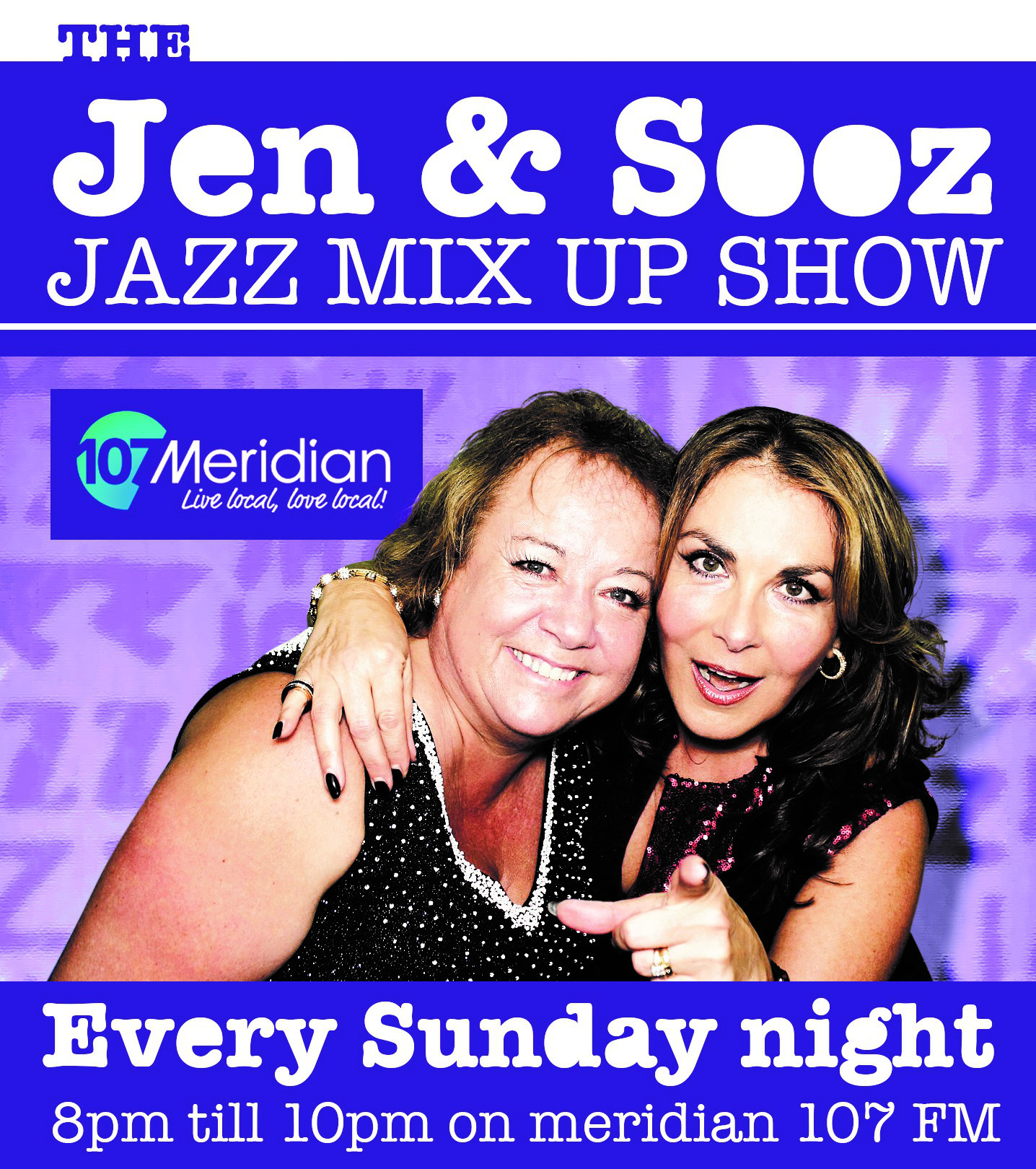 Jen and Sooz Jaz Mix Up Show