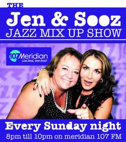 Jen and Sooz Jaz Mix Up Show