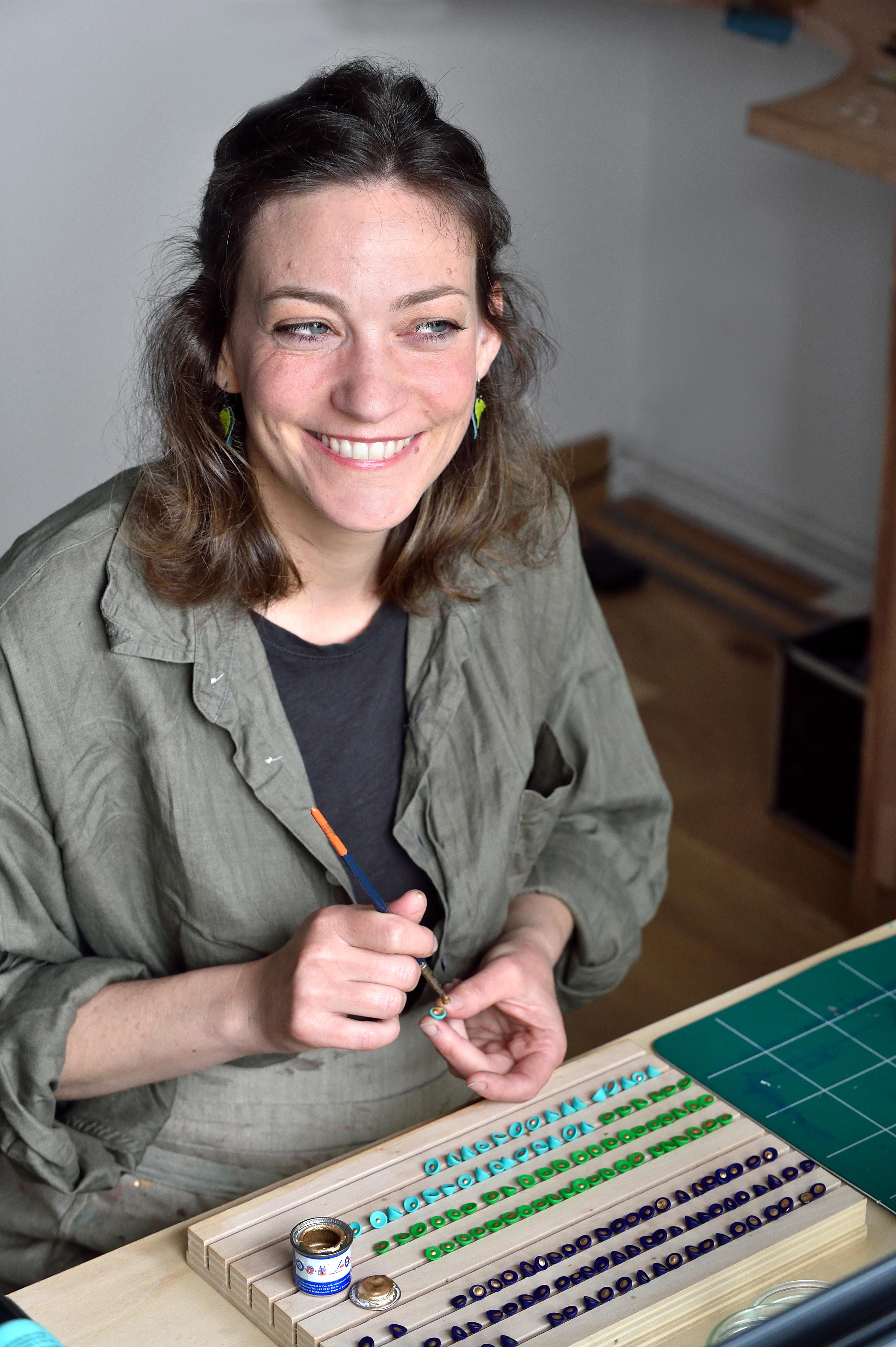 Aurélie Lejeune / Créatrice Bijoux