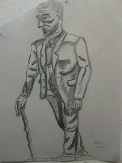 Switzer, Walking Man