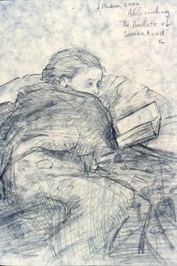 Adele Reading