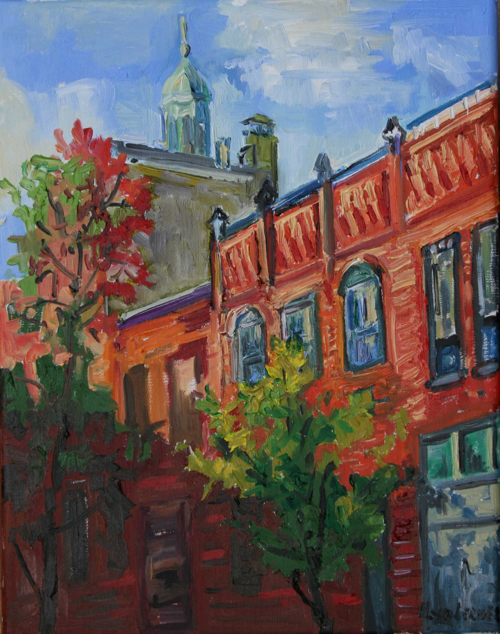 Mount Vernon, Philadelphia