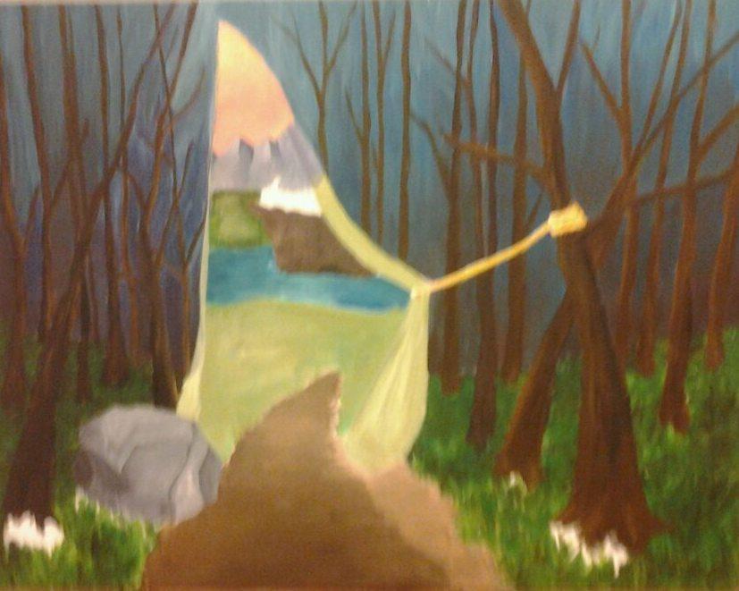 Fantasy Painting 1