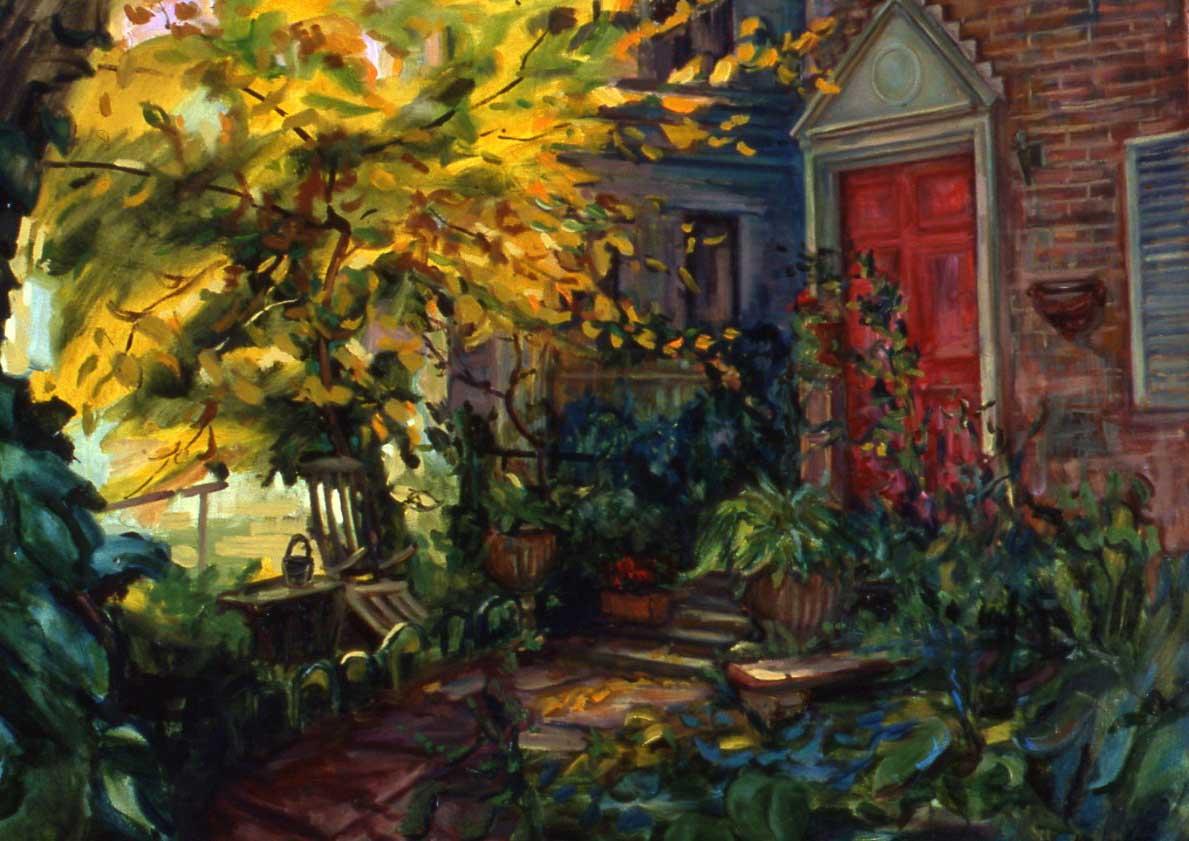 Enchanted Garden, Houston
