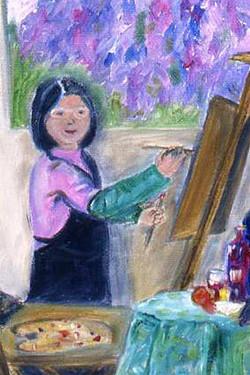 Chang, Self-Portrait