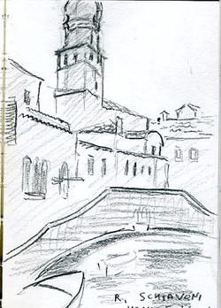 Rio Schiavoni, Venice