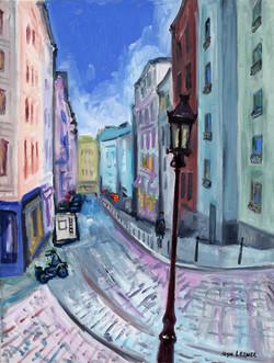 Monmartre Evening