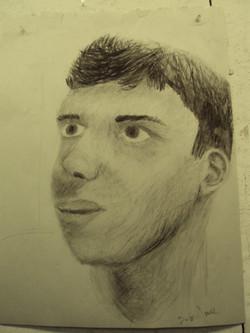 DeGuillome, Self-portrait