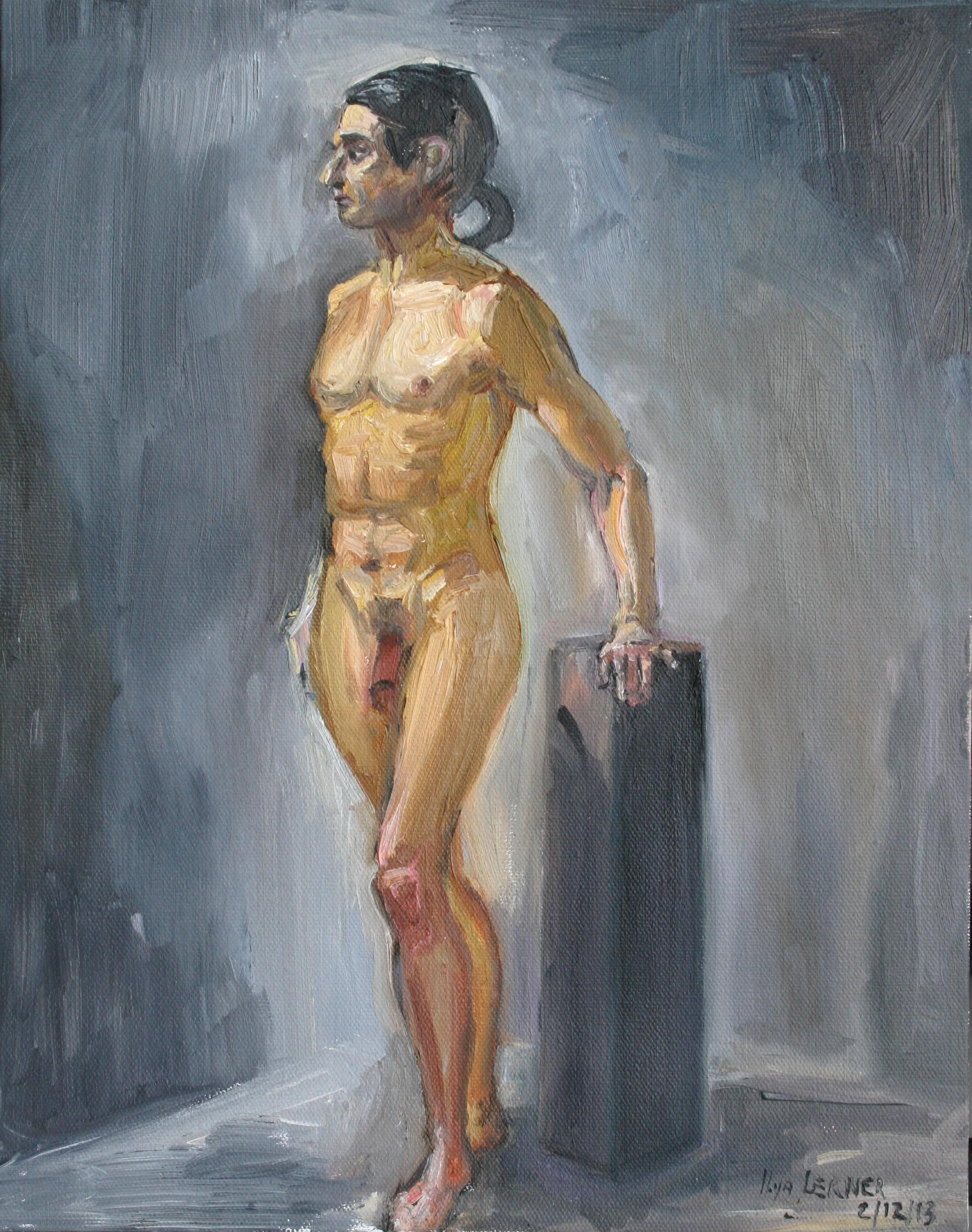 Nude Gladiator