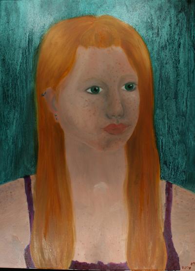 Dill, Self-Portrait