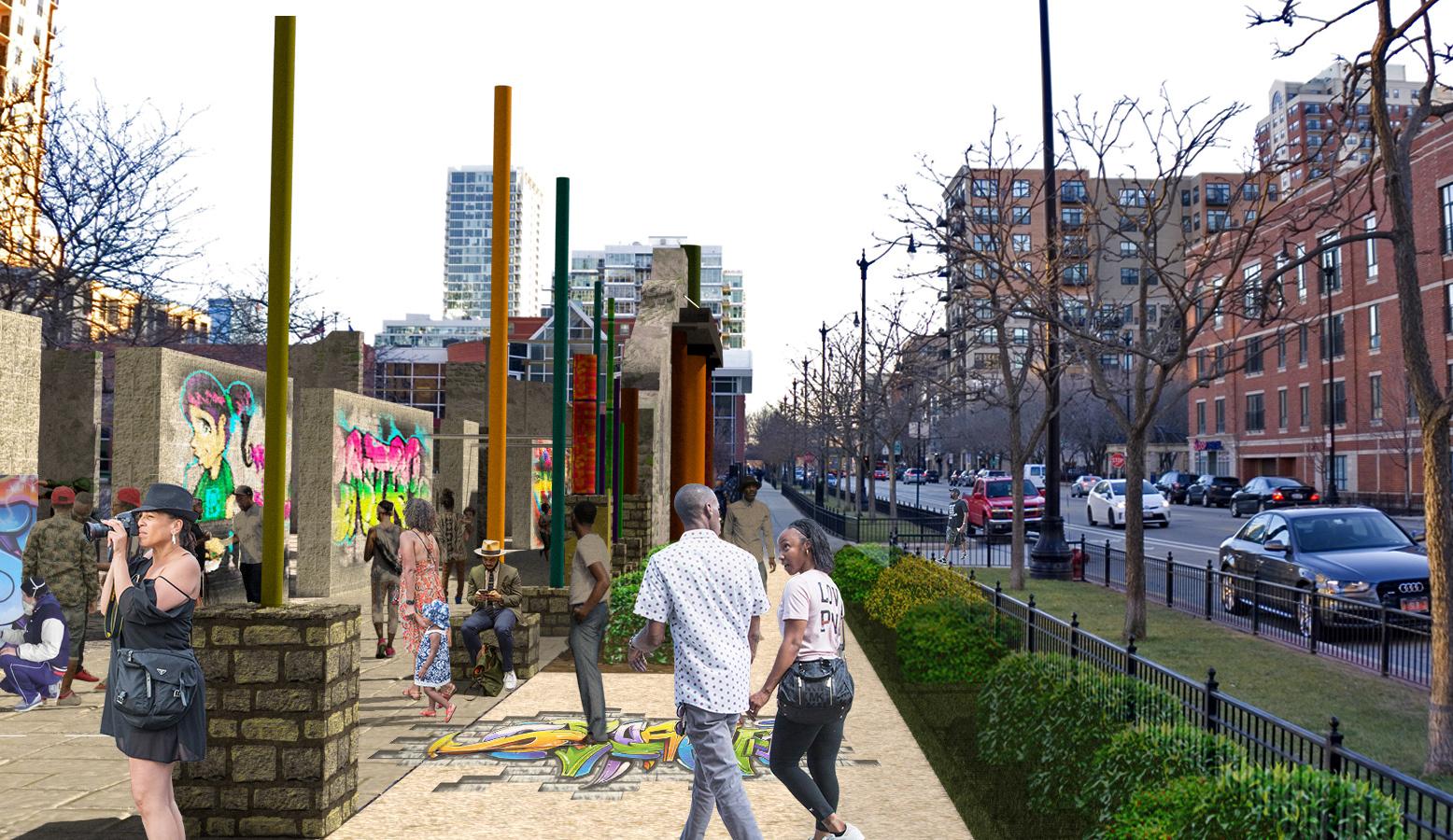 Rendering - Street Corridor copy