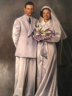 Tim Hinton - The McKenna Wedding Portrait