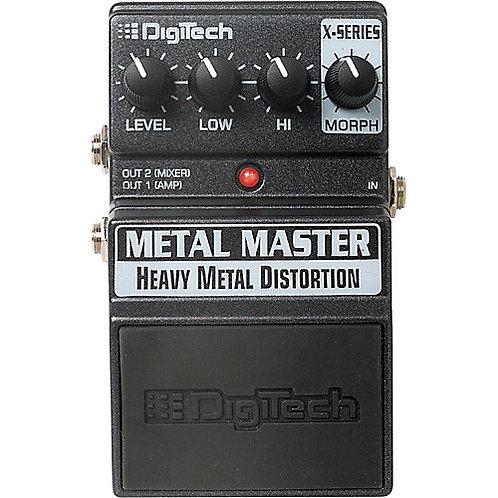 DIGITECH XMM METAL MASTER - HEAVY METAL DISTORTION