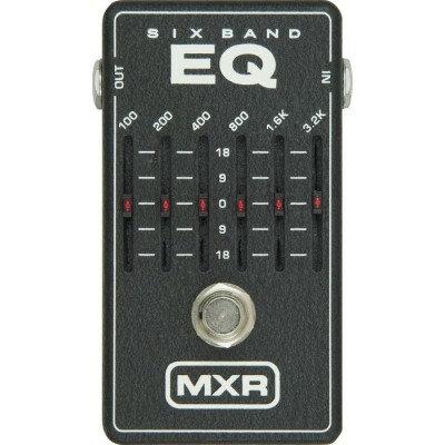 MXR M-109 6 BAND EQ