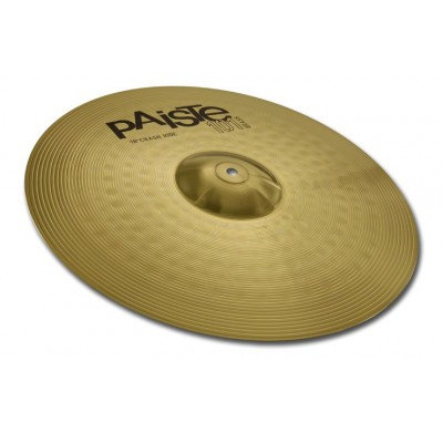 "PAISTE CRASH RIDE 18"" PIATTI SERIE 201"