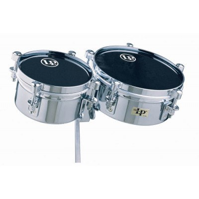 LATIN PERCUSSION MINI TIMBALES LP 845 - K