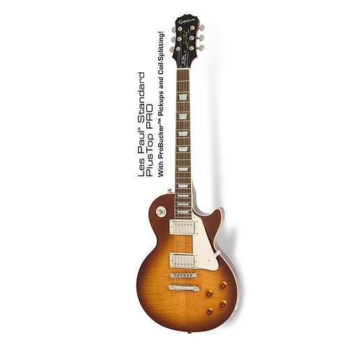 EPIPHONE LES PAUL STANDARD PLUS TOP PRO Ltd.Ed.