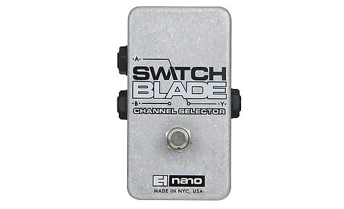 ELECTRO HARMONIX SWITCH BLADE CHANNEL SELECTOR