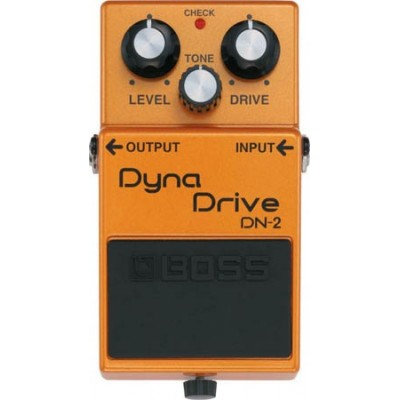 BOSS DN-2 COMPACT PEDAL - DYNA DRIVE