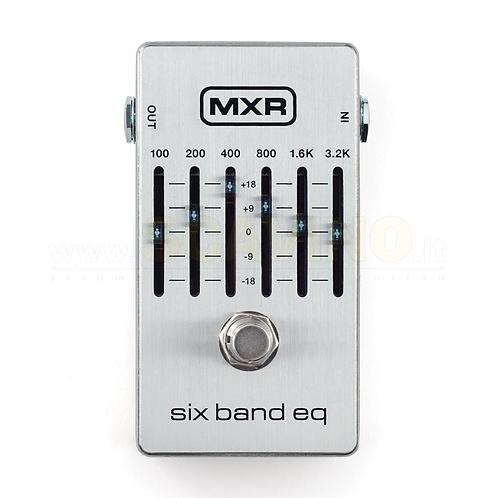 MXR M-109 S - 6 BAND EQ