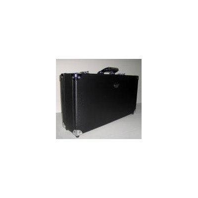 CASE (CUSTODIA RIGIDA) PER PEDALI 60x30x15 COMPL.DI PEDANA RECLINABILE