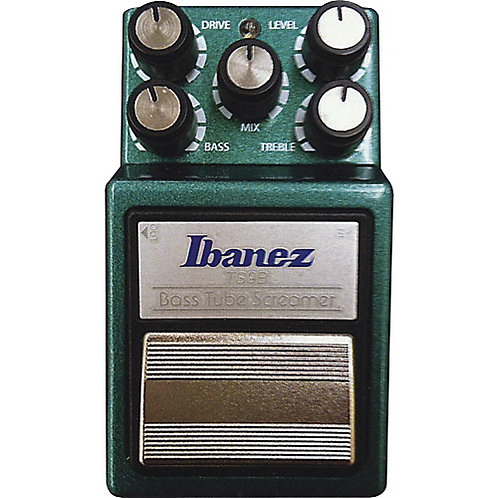 IBANEZ TS 9B BASS TUBE SCREAMER