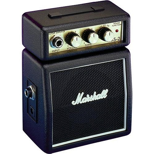 MARSHALL MS-2 MINI AMPLI 1 W.