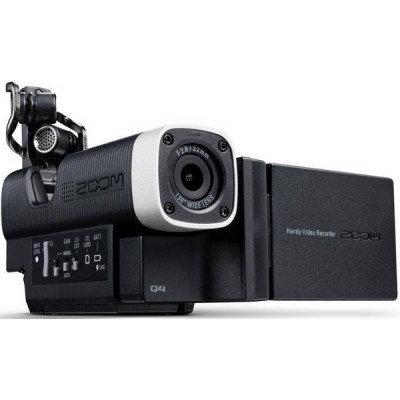 REGISTRATORE DIGITALE AUDIO E VIDEO HD ZOOM Q4