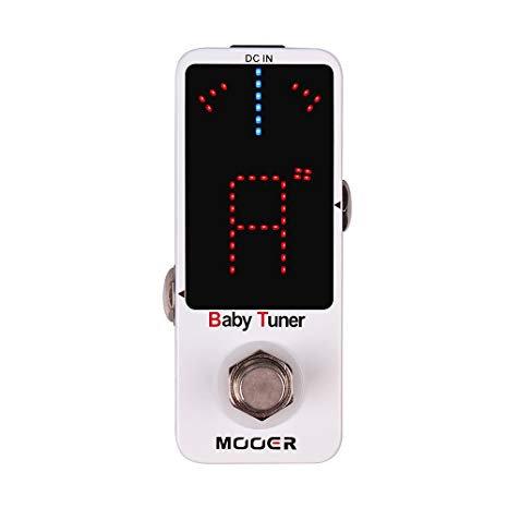 MOOER BABY TUNER CHROMATIC