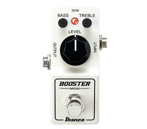IBANEZ BOOSTER MINI