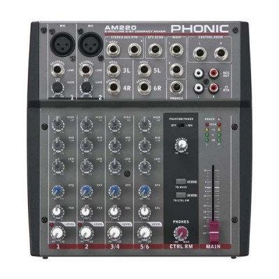 PHONIC MIXER AM 220