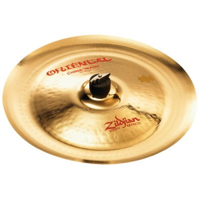 "ZILDJIAN PIATTI ORIENTAL CHINA TRASH 18""SOUND EFFECTS"