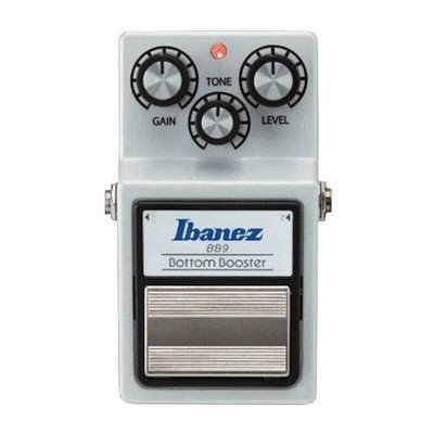 IBANEZ BB9 BOOSTER GAIN/VOLUME