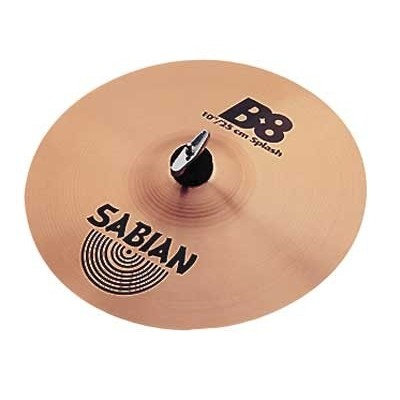 """SABIAN SPLASH 10"""" PIATTI B8"""