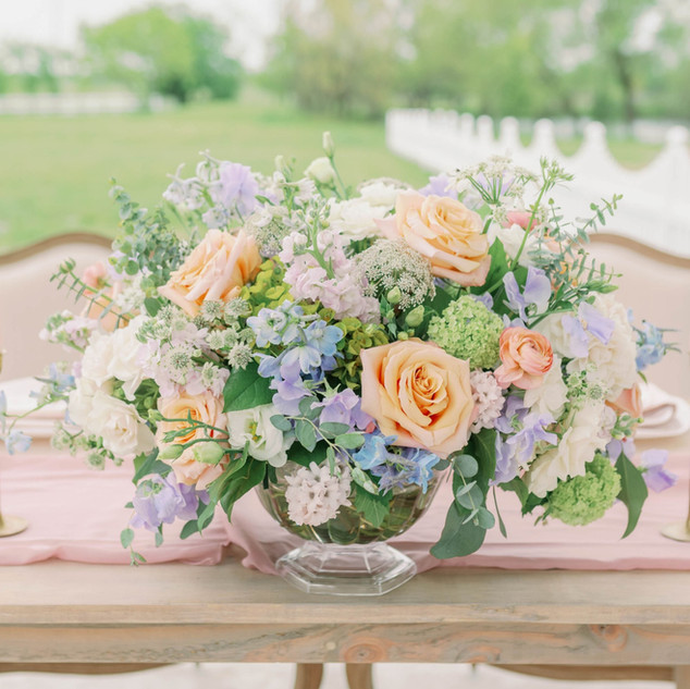 The Pearl at Sabine Creek Styled Shoot C