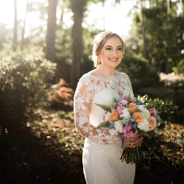Noelie's Bridal Portraits Cover