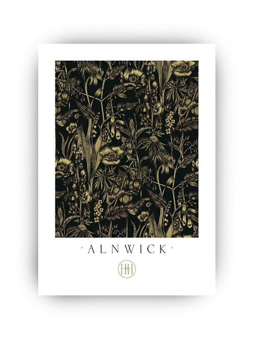 'Alnwick' Fine Art Print