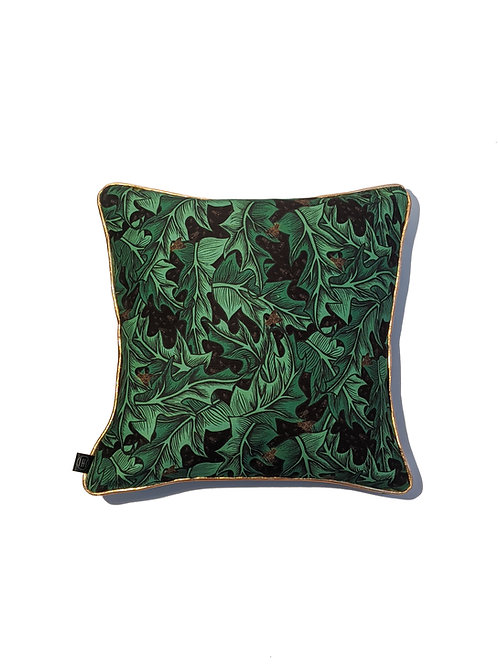 Henbane Linen Cushion